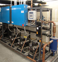 Refrigeration Mechanical Room190x200