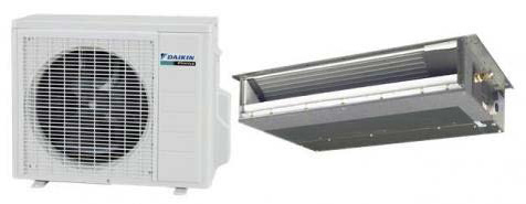 daikin product LV Series Slim Duct 2018
